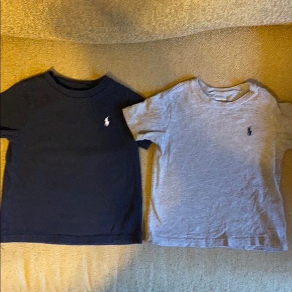 Polo by Ralph Lauren Other - Bundle of 2 size 18 mo. Ralph Lauren T-shirt's
